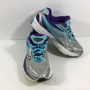 Saucony Power Grid Ride 8 Running Shoes Sneakers